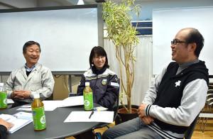 宮前観光協会-新春対談
